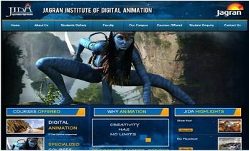 Jagran Institute of Digital Animation